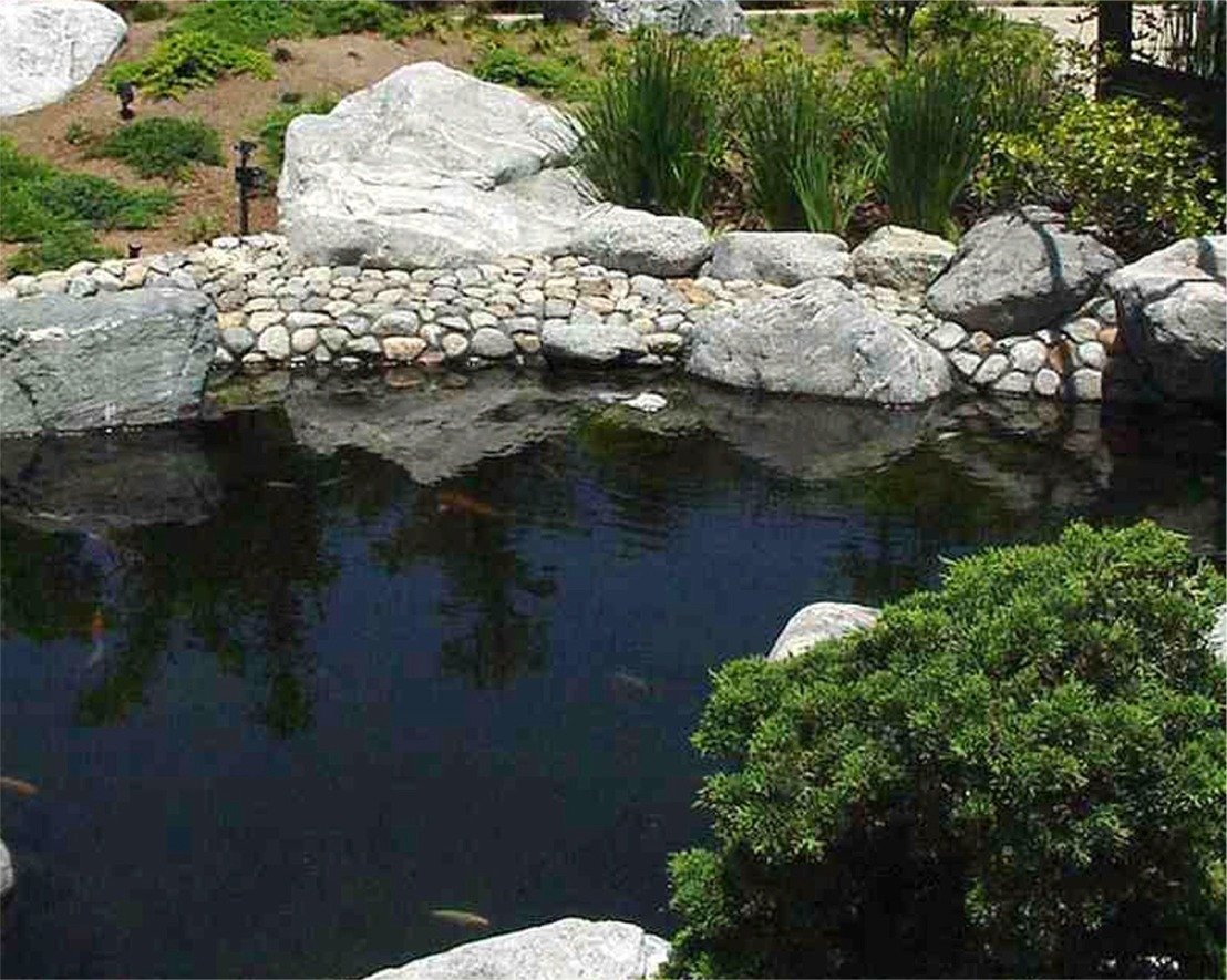 Cover tech inc product list fabric building manufacturer for Koi pond liner