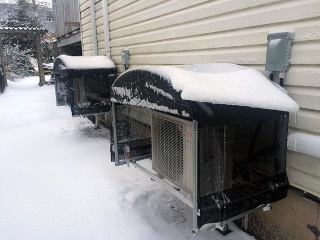 Cover Tech Heat Pump Covers Mini Split Covers Canada