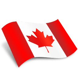 Cover-Tech Inc. is a Canadian company, this is picture of Canada Flag