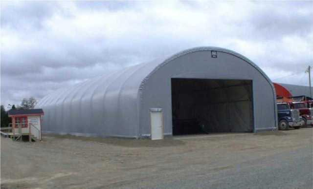 Frame Tech Buildings : Cover tech inc fabric buildings dome