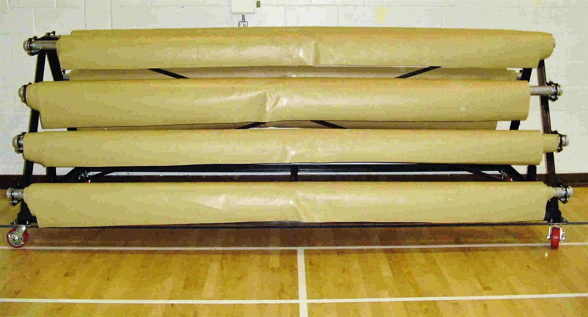 COVER-TECH PROTECTIVE GYM FLOOR COVERS