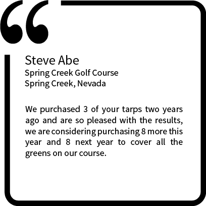 cover tech golf green covers testimonials