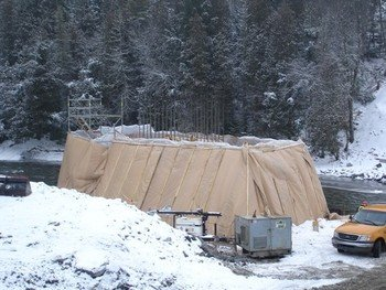 COVER-TECH INC. INSULATED TARPS & CURING BLANKETS TOLL FREE: 1 888 325-5757