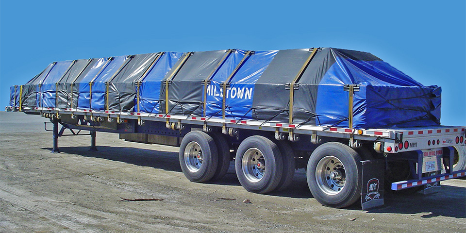 Cover-Tech Inc. flatbed tarps