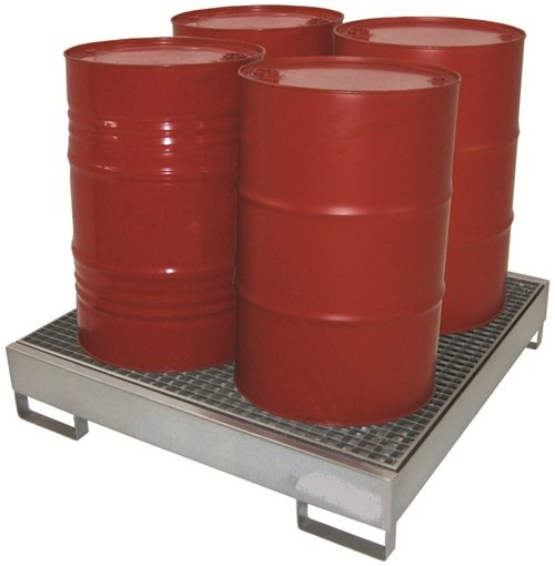 Cover-Tech Inc. Sump trays in many sizes and volumes.