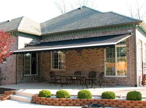The quality engineered ADALIA EXTREME X3M™ retractable awning is our most popular awning
