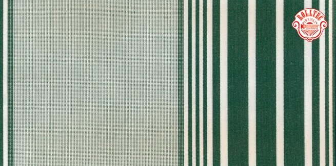 residential retractable awning fabric color green stripes 167