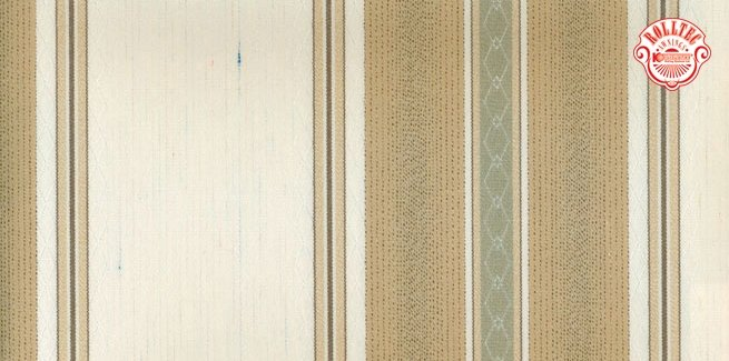 residential retractable awning fabric color brown stripes 2079