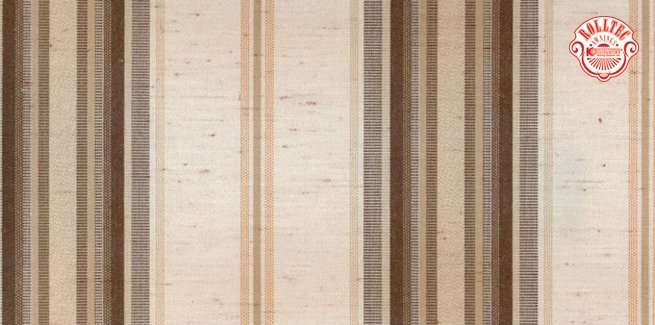 residential retractable awning fabric color brown stripes 2175