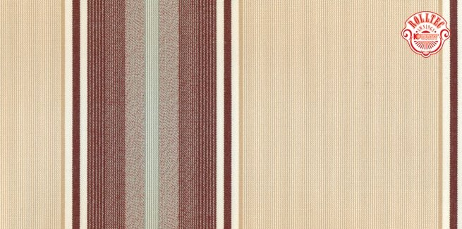 residential retractable awning fabric color burgundy stripes 2223