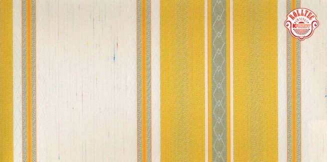 residential retractable awning fabric color yellow stripes 2228