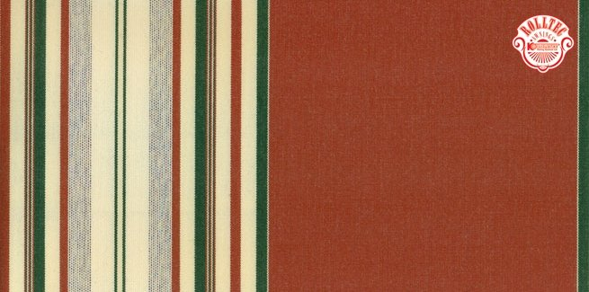 residential retractable awning fabric color burgundy stripes 2701