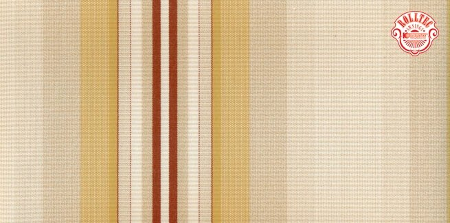 residential retractable awning fabric color yellow stripes 2924