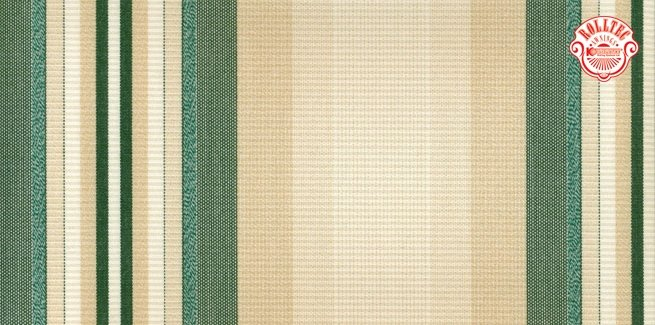 residential retractable awning fabric color green stripes 2929