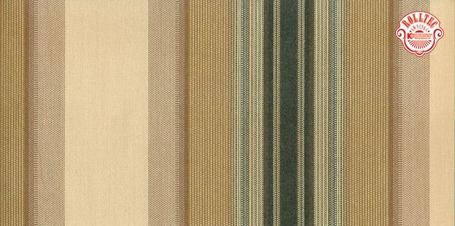 residential retractable awning fabric color brown stripes 8441