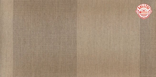 residential retractable awning fabric color brown stripes 8639