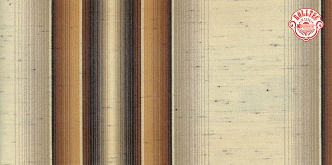 residential retractable awning fabric color brown stripes 8703