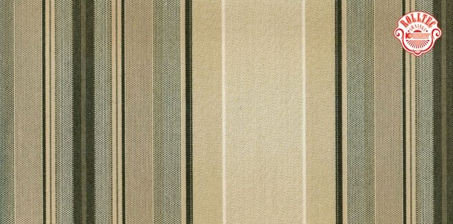 residential retractable awning fabric color brown stripes 8715