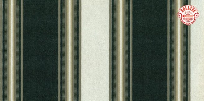 residential retractable awning fabric color black stripes 9742