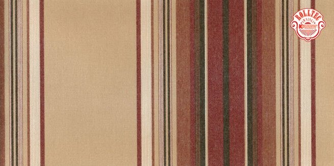 residential retractable awning fabric color burgundy stripes 398