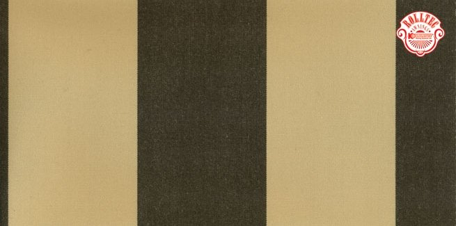 residential retractable awning fabric color brown stripes 2148