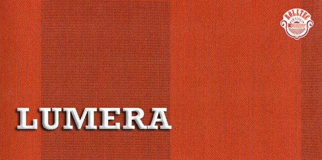 residential retractable awning fabric color burgundy stripes 338658 LUMERA