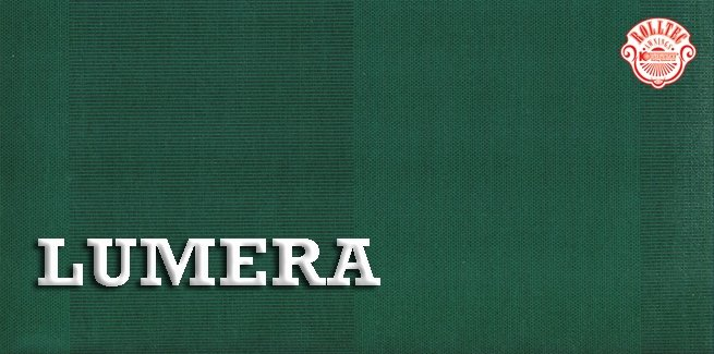residential retractable awning fabric color green stripes 338661 LUMERA