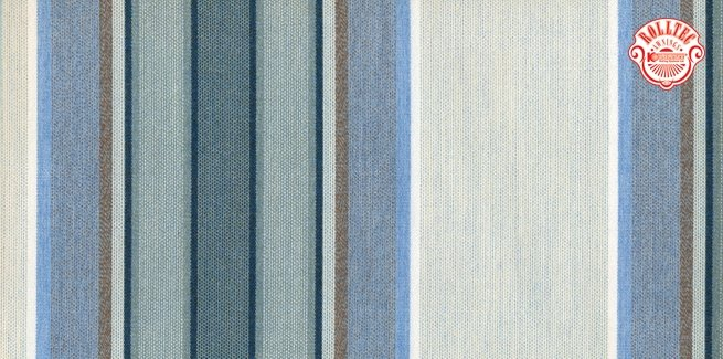 residential retractable awning fabric color blue stripes 8959