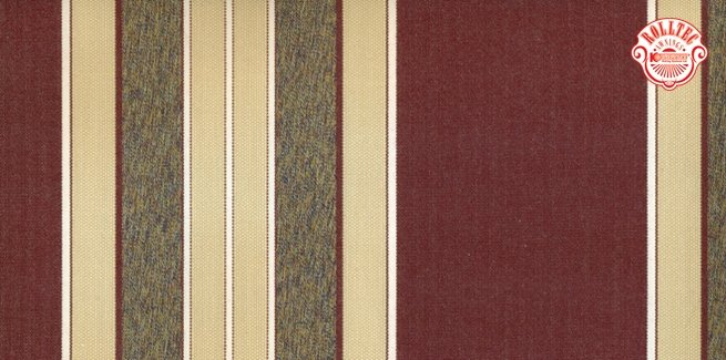 residential retractable awning fabric color burgundy stripes 2121