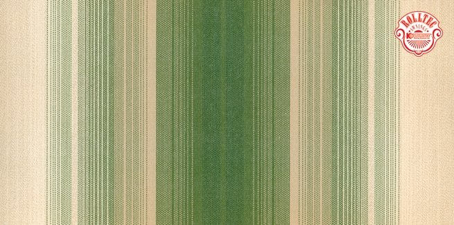 residential retractable awning fabric color green stripes 331