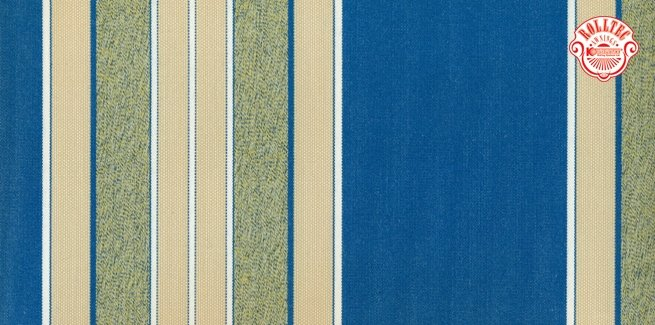 residential retractable awning fabric color blue stripes 2659