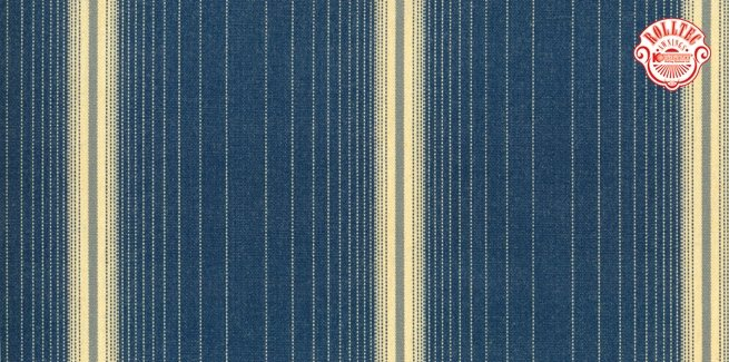 residential retractable awning fabric color blue stripes 8514