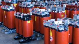 trasformatori elettrici con rivestimento in resina