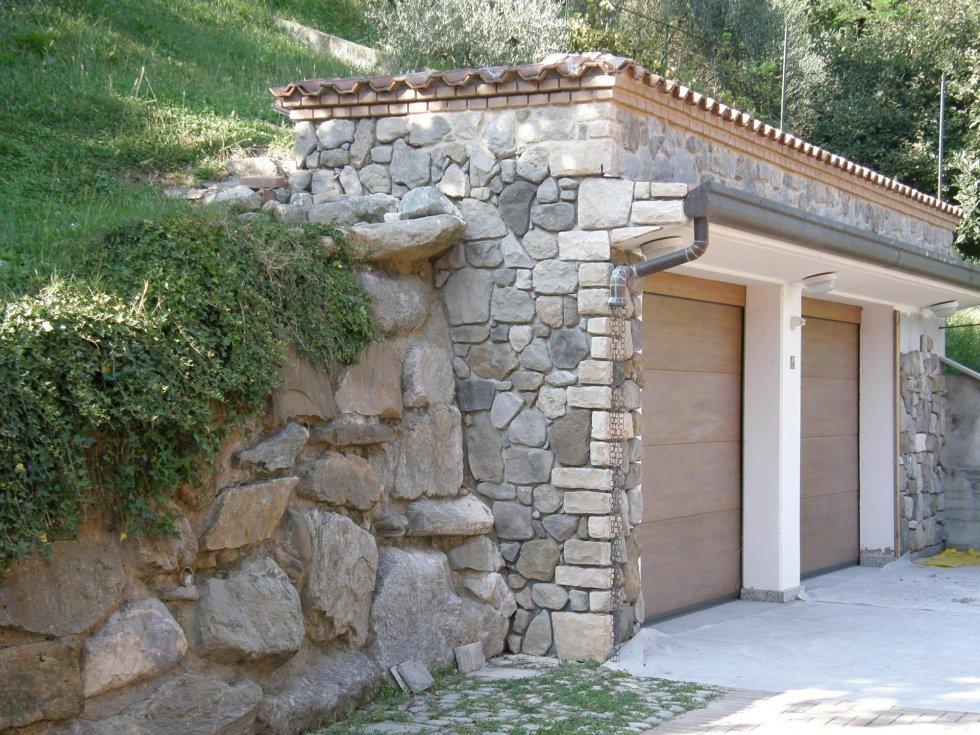 Rivestimenti pietre e mattoni a vista