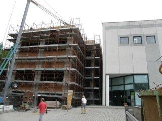 Ampliamento edificio commerciale
