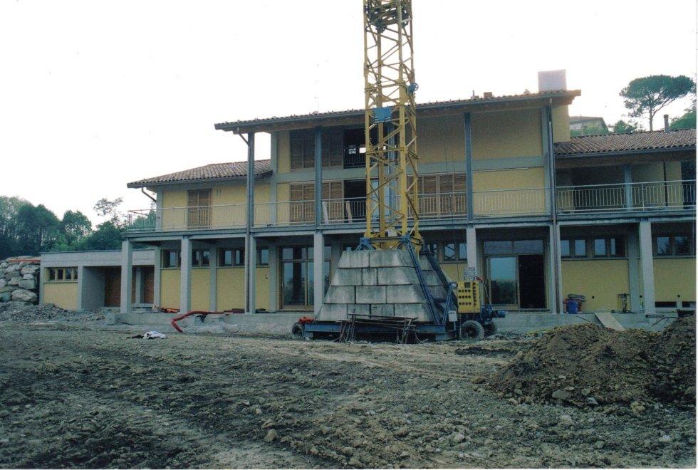 costruzione edifici nuovi
