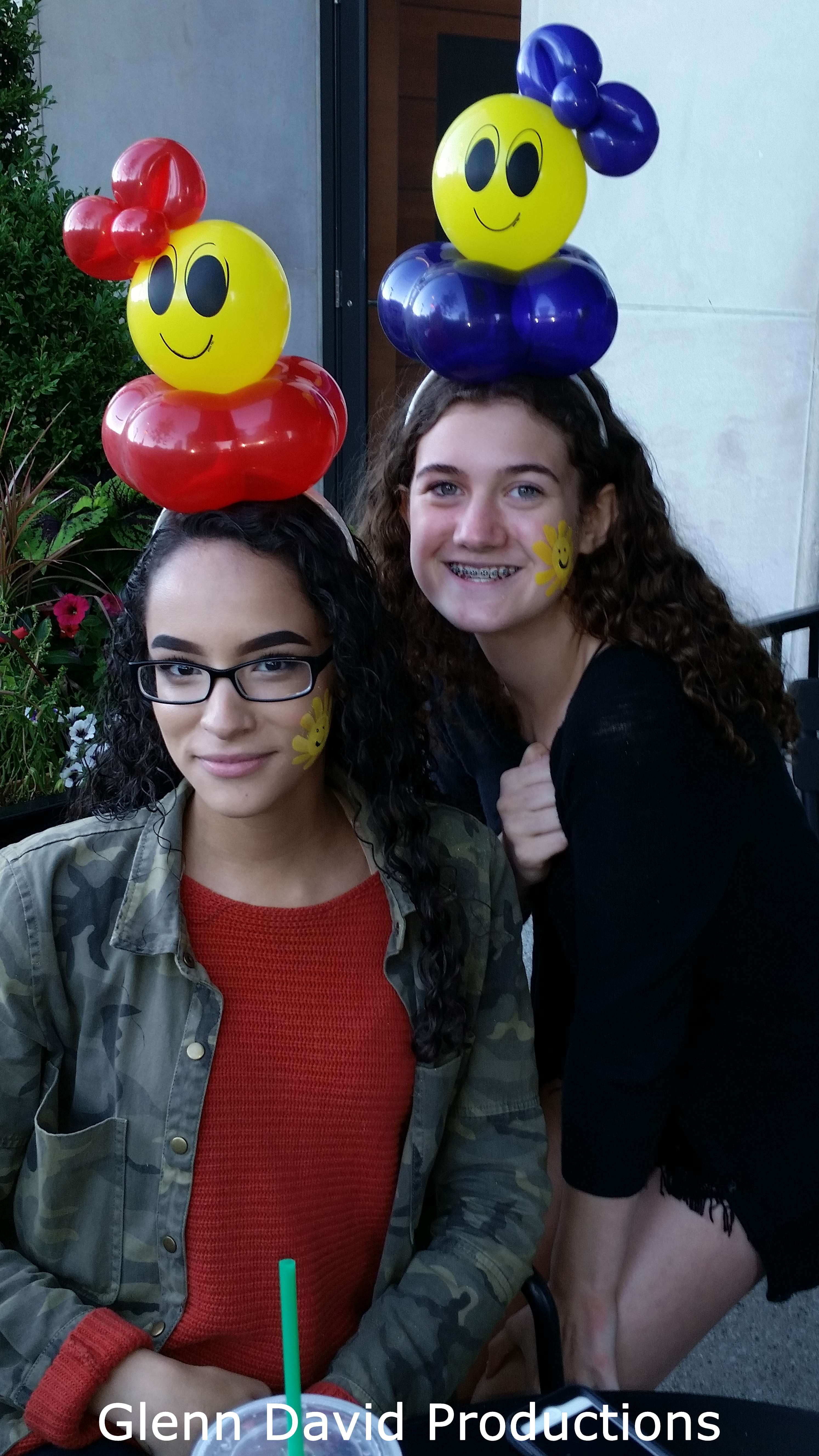 Best Chicago Face Painting And Balloon Twisting Photos