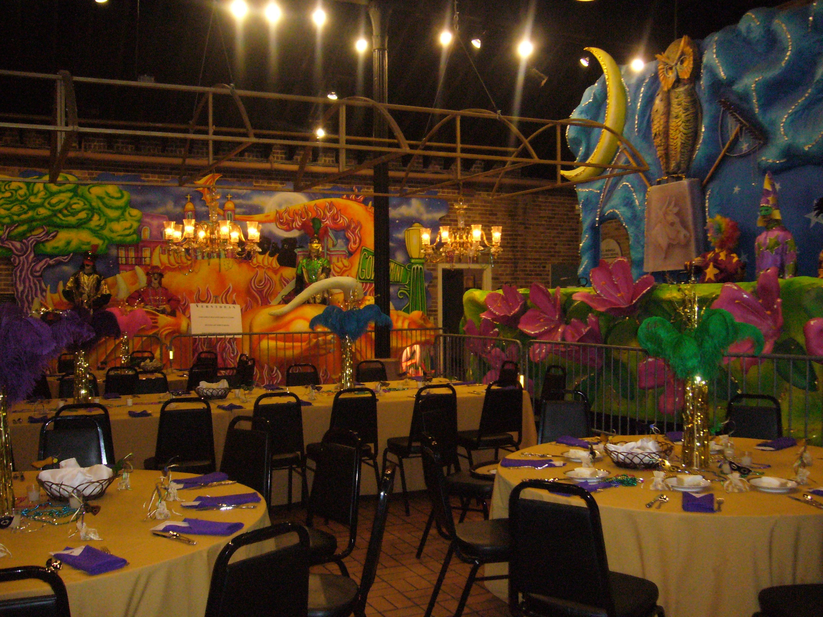 Mobile Carnival Museum Event Rental