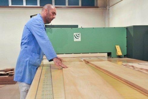 Preparation timber