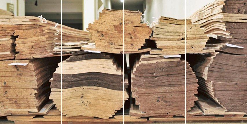 Vendita legname, Tavolame, Giuntature