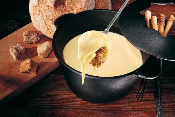 recette originale de la fondue valdôtaine