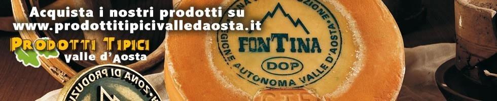 Vendita On Line - Prodotti Tipici Val D'Aosta