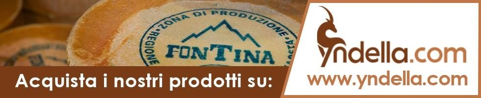 produttori latte e fontina shop on-line