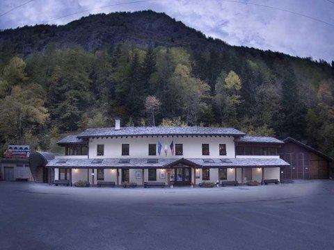 centro visitatori Valpeline