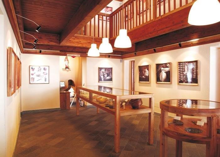 Centro visitatori produttori latte e fontina