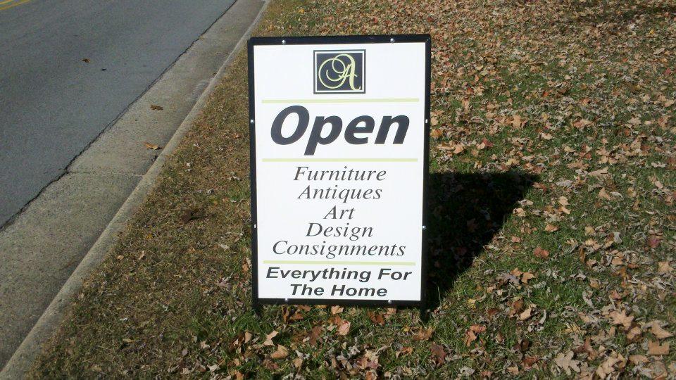 Furniture Antiques art design consignments