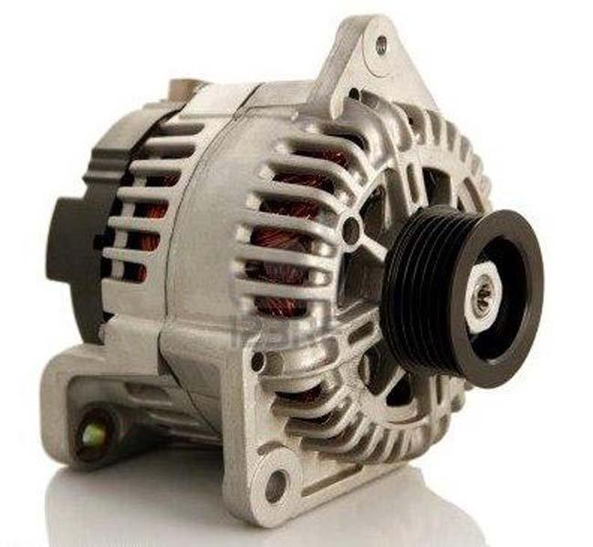 Motore elettrico per batteria auto