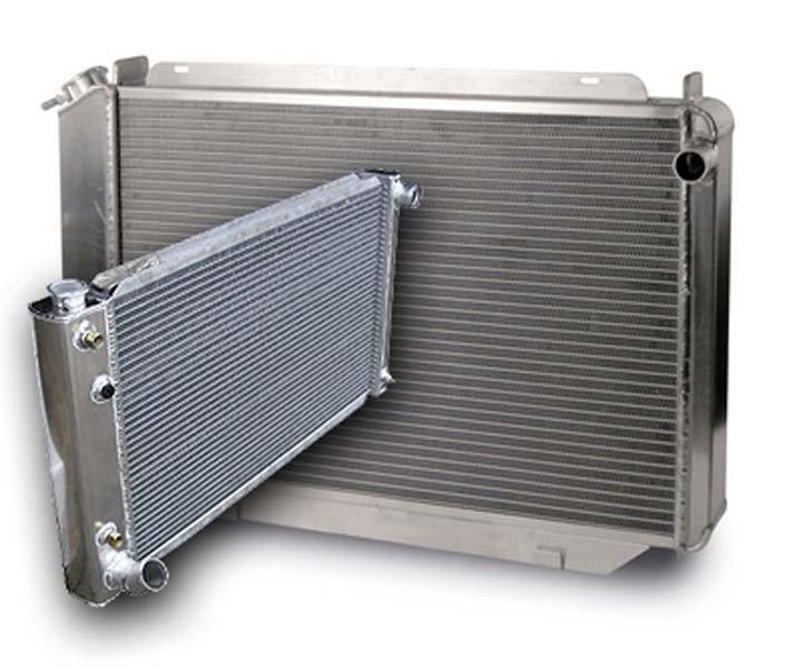 radiatore dell'automobile
