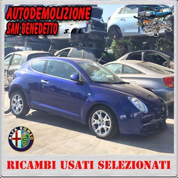 Parti demolizione per Alfa Romeo