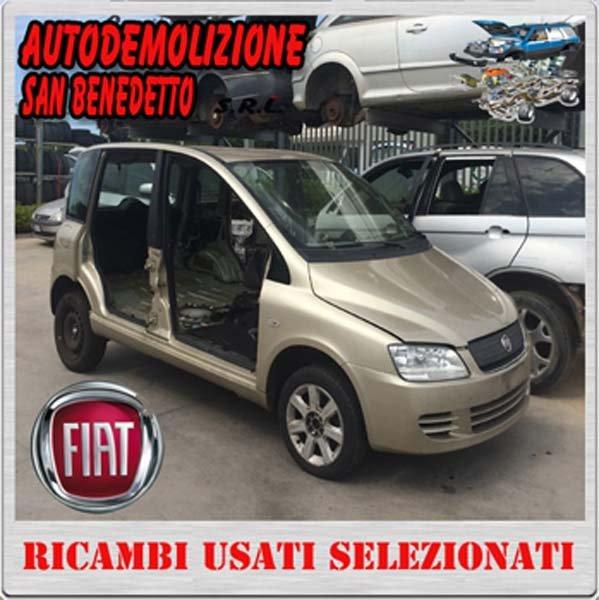 Parti di demolizione per Fiat